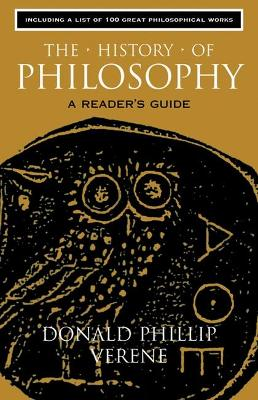 The History of Philosophy: A Reader's Guide