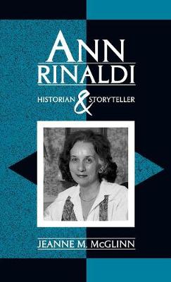 Ann Rinaldi: Historian and Storyteller