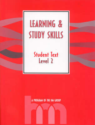 Level II: Student Text: HM Learning and Study Skills Program