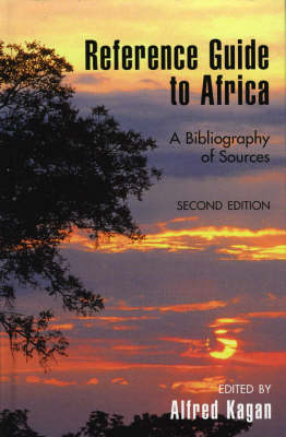 A Reference Guide to Africa: A Bibliography of Sources