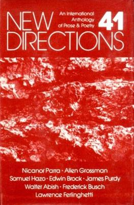 New Directions 41: An International Anthology of Prose & Poetry