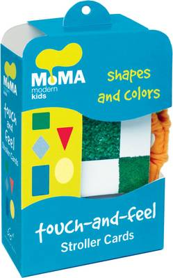 MoMA Shape Play: Touch and Feel Stroller Cards