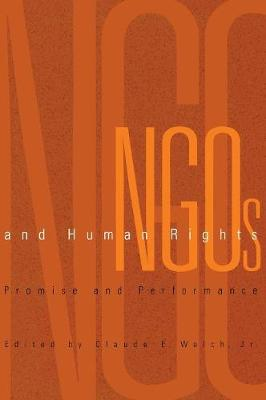 NGOs and Human Rights: Promise and Performance