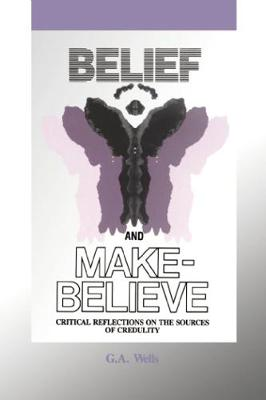 Belief and Make-Believe: Critical Reflections On The Sources of Credulity