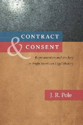 Contract and Consent: Representation and the Jury in Anglo-American Legal History