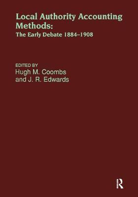 Local Authority Accounting Methods: The Early Debate, 1884-1908