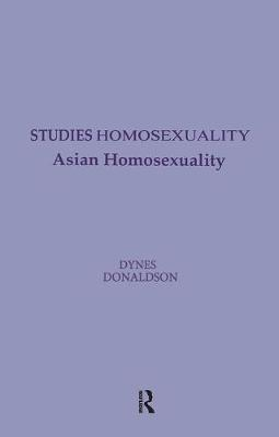 Asian Homosexuality