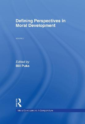 Defining Perspectives in Moral Development: A Compendium: Volume 1