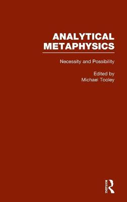 Necessity and Possibility: Analytical Metaphysics