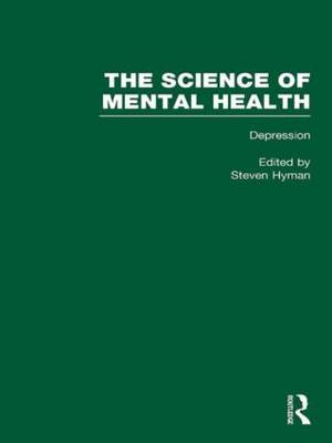 The Depression: The Science of Mental Health: Vol 6