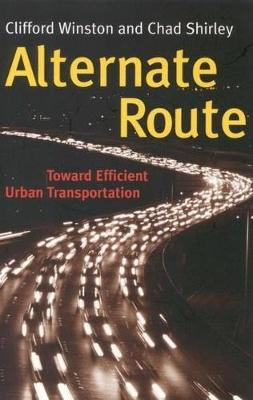 Alternate Route: Toward Efficient Urban Transportation
