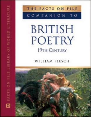 The Facts on File Companion to British Poetry: 19th Century