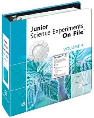 Junior Science Experiments on File: v. 4