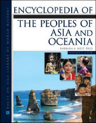 Encyclopedia of the Peoples of Asia and Oceania