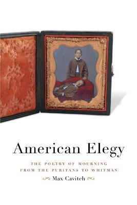 American Elegy: The Poetry of Mourning from the Puritans to Whitman