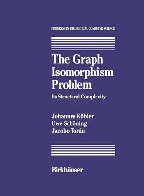 The Graph Isomorphism Problem: Its Structural Complexity