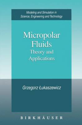Micropolar Fluids: Theory and Applications