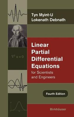 Linear Partial Differential Equations for Scientists and Engineers