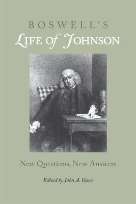 "Boswell's """"Life of Johnson: New Questions, New Answers"