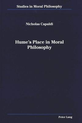 Hume's Place in Moral Philosophy