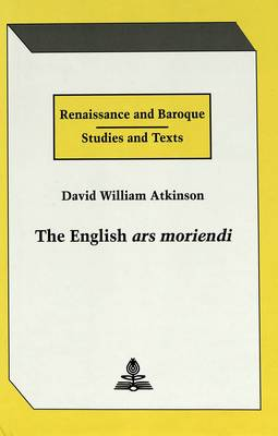 The English Ars Moriendi