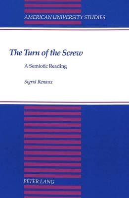 The Turn of the Screw: A Semiotic Reading