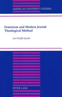 Feminism and Modern Jewish Theological Method