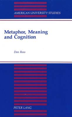 Metaphor, Meaning and Cognition