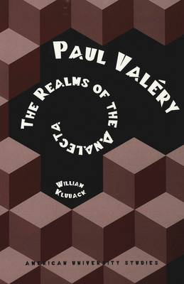 Paul Valery: The Realms of the Analecta