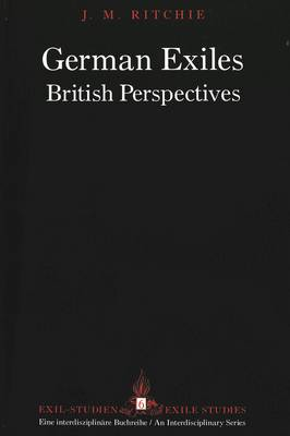 German Exiles: British Perspectives