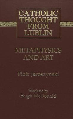 Metaphysics and Art