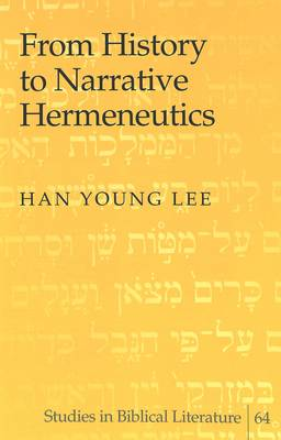 From History to Narrative Hermeneutics