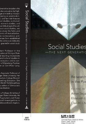 Social Studies - The Next Generation: Re-searching in the Postmodern