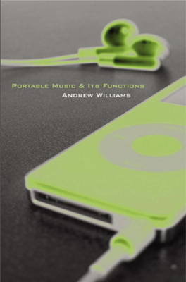 Portable Music and Its Functions