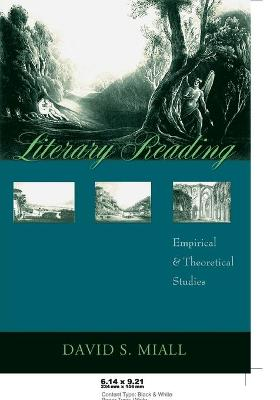 Literary Reading: Empirical and Theoretical Studies