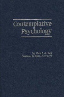 Contemplative Psychology