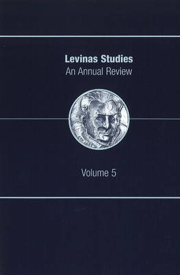 Levinas Studies: An Annual Review: v. 5