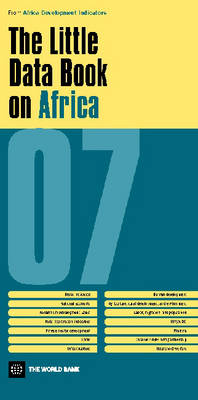 The Little Data Book on Africa: 2007