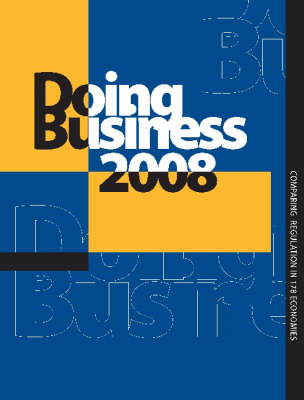 Doing Business: 2008