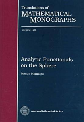 Analytic Functionals on the Sphere