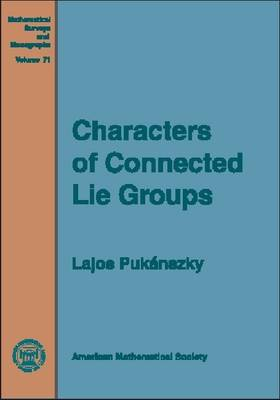 Characters of Connected Lie Groups