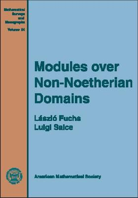 Modules Over Non-noetherian Domains