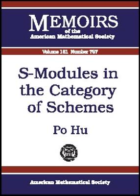 Modules in the Category of Schemes