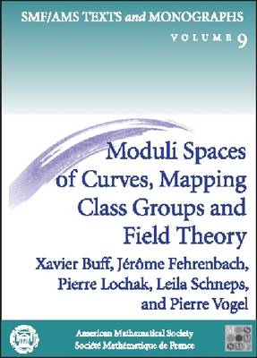 Moduli Spaces of Curves, Mapping Class Groups and Field Theory
