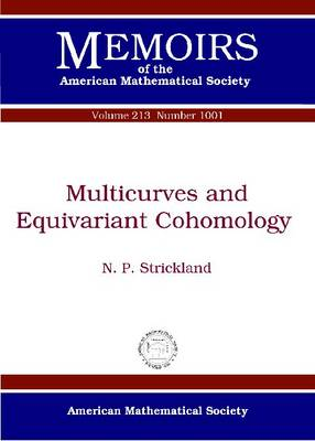 Multicurves and Equivariant Cohomology