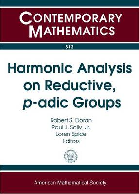 Harmonic Analysis on Reductive, p-adic Groups