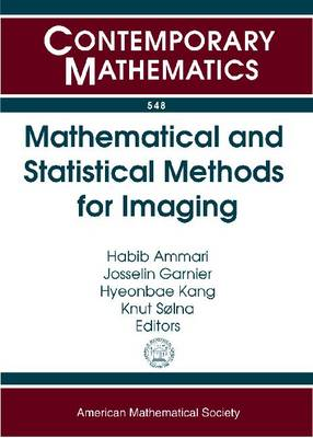 Mathematical and Statistical Methods for Imaging