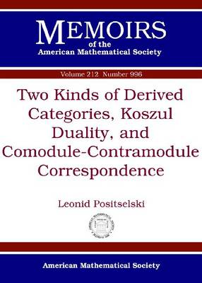 Two Kinds of Derived Categories, Koszul Duality, and Comodule-Contramodule Correspondence