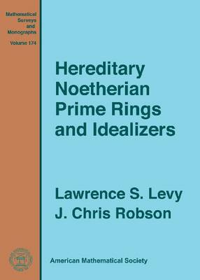 Hereditary Noetherian Prime Rings and Idealizers