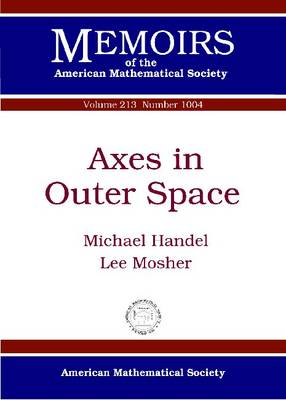 Axes in Outer Space